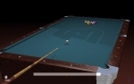 FooBillard Screenshot